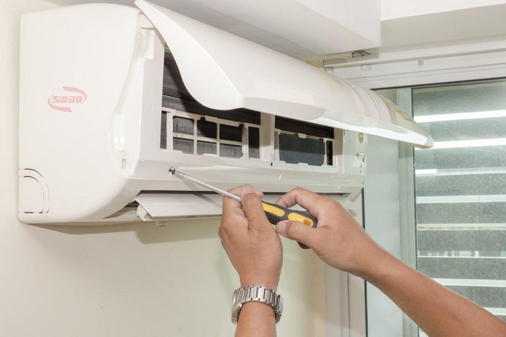 Sửa máy lạnh quận 7 - Máy Lạnh Miền Nam